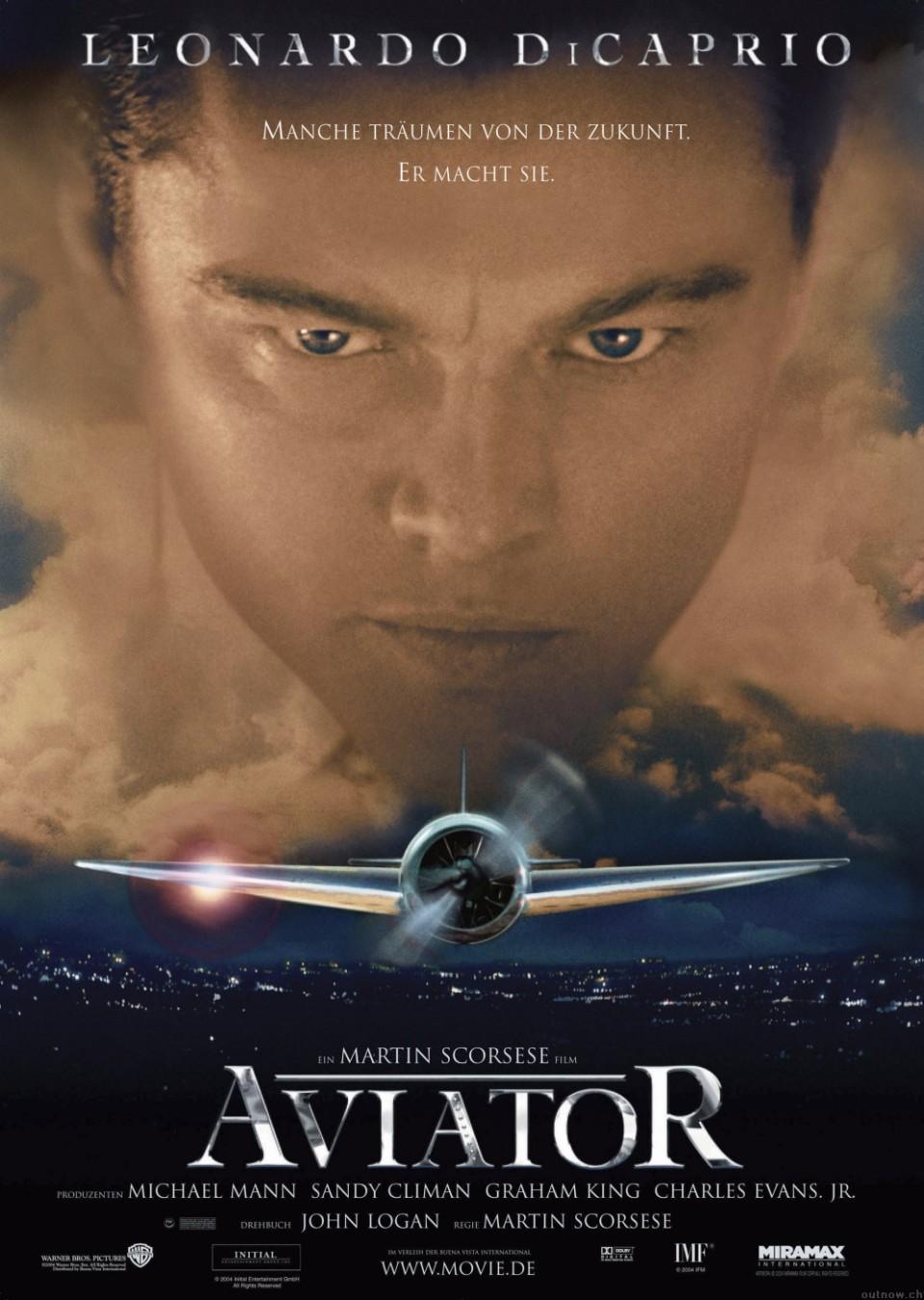 """Trailer """"El Aviador"""""""