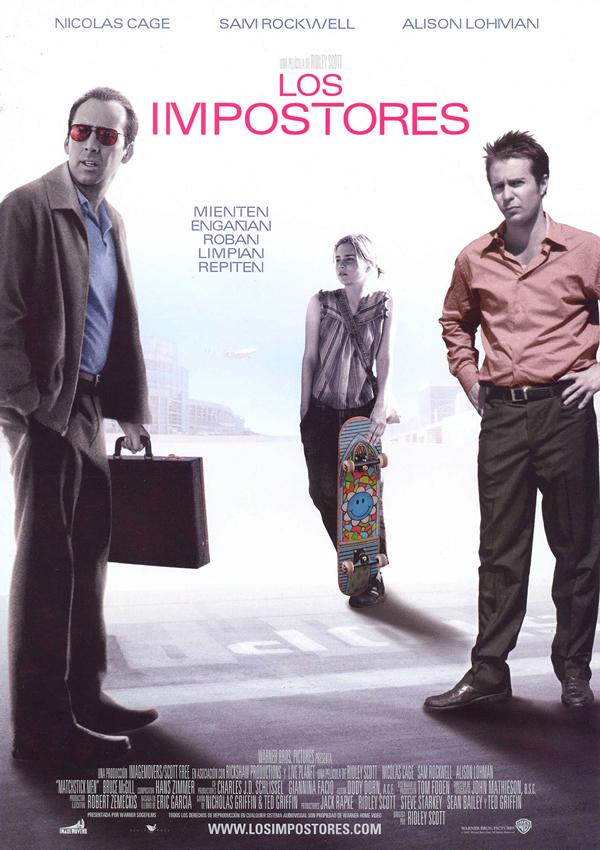 """Trailer """"Los Impostores"""""""