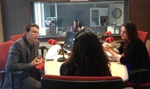 """Programa """"De ida y Vuelta"""" Radio 5"""
